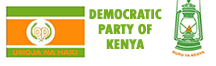 Democratic Party of Kenya Logo